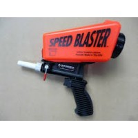 Zendex SpeedBlaster Gravity Feed Media Blaster - Red